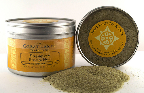 Great lakes tea amp spice creates special blend to benefit sleeping bear